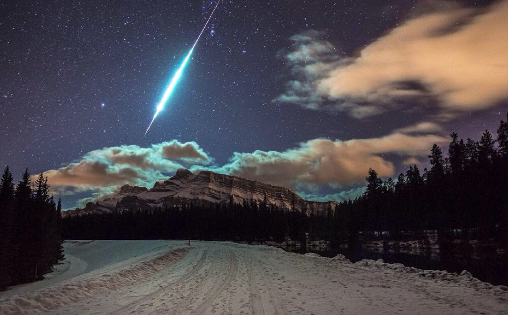 Meteor Activity Outlook For July 2