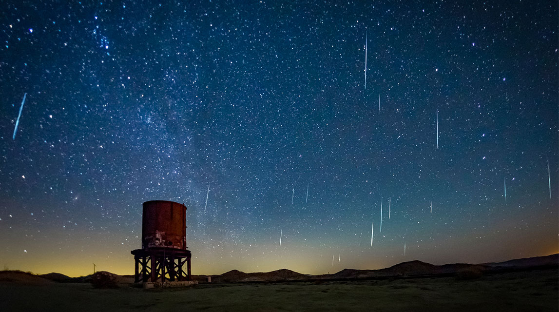 Meteor Activity Outlook For March 17 23 2018 American