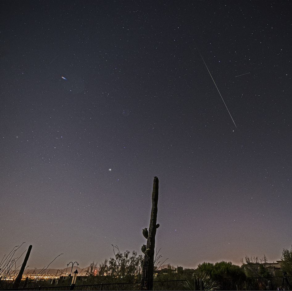 Meteor Activity Outlook for May 12-18, 2018 - American