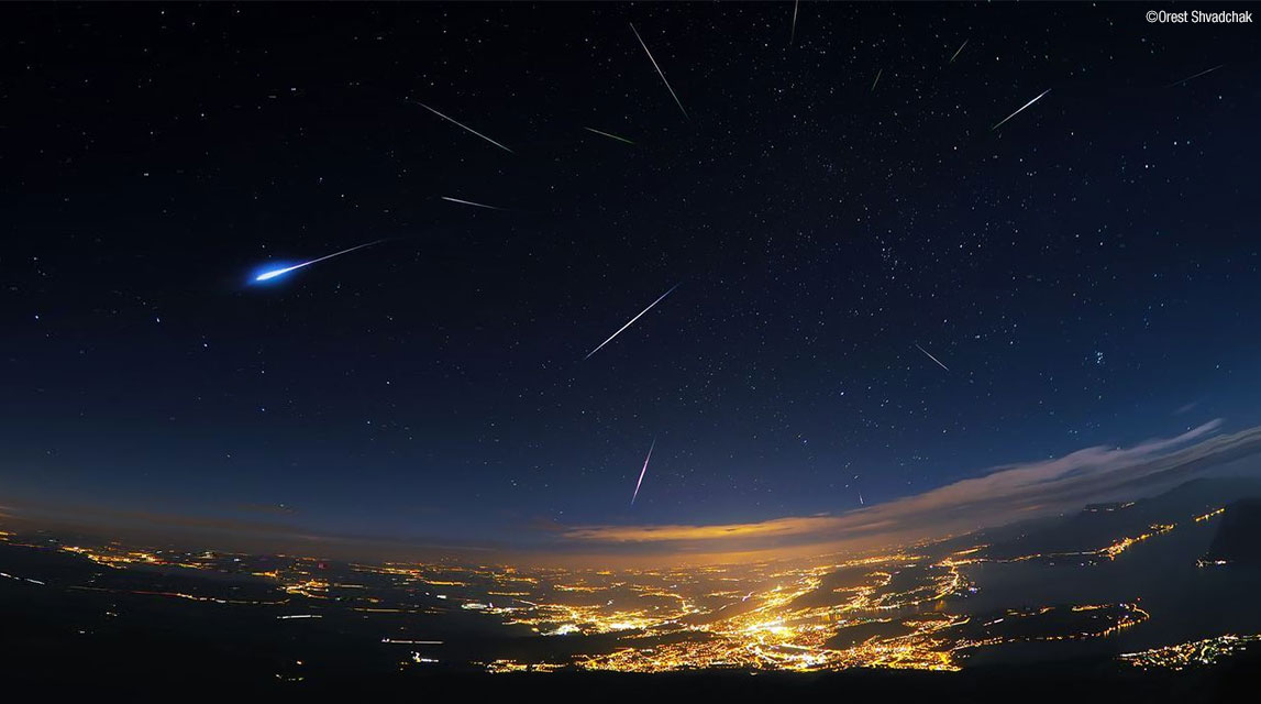 Viewing the Perseid Meteor Shower in 2018 - American Meteor