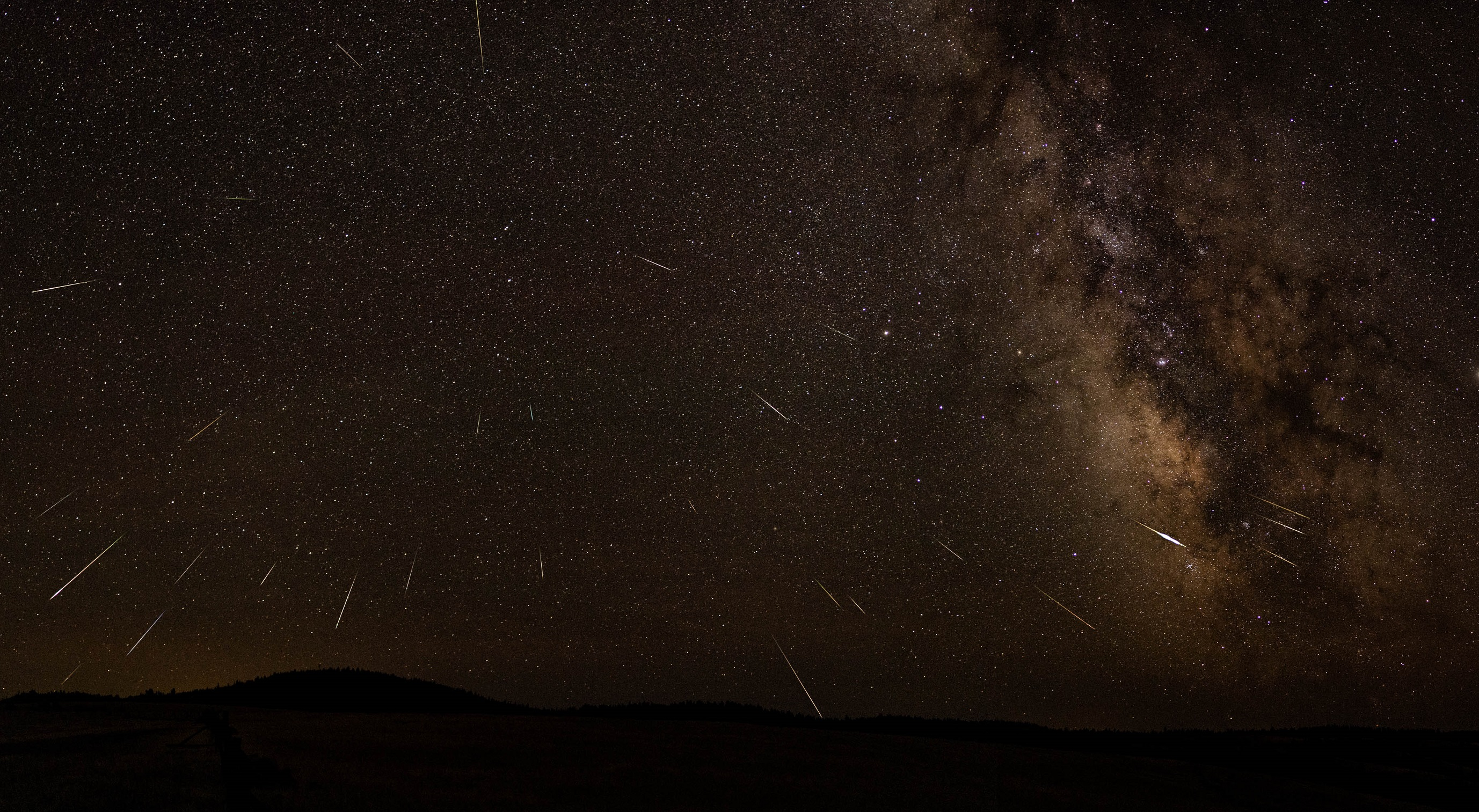2012 Ursid Meteor Shower - American Meteor Society