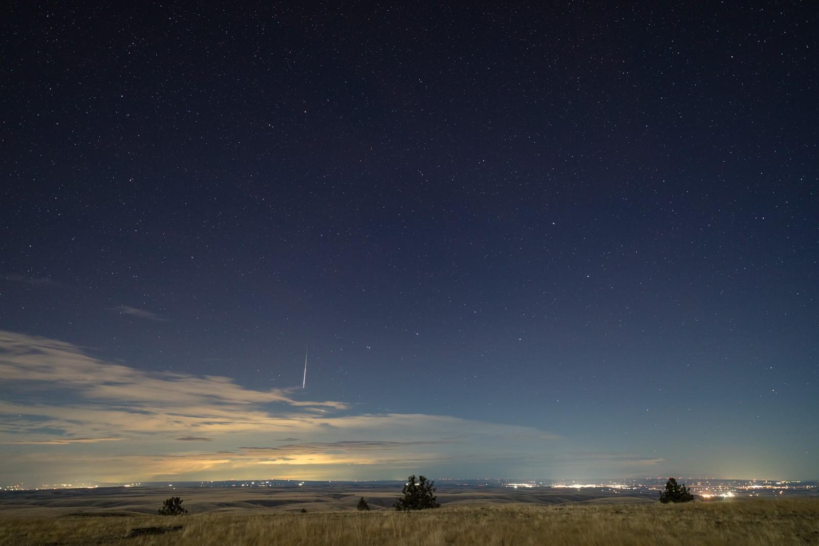 Meteor Shower 2022 Calendar.Meteor Activity Outlook For December 26 2020 January 1 2021 American Meteor Society